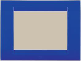 Roma Tresa Blue Cover Frame