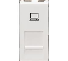 RJ45, Computer Socket, Cat 5e, 1M