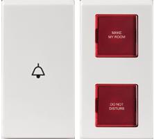 DND MMR External Unit (DND & MMR Indicator & Bell push Switch), 2M