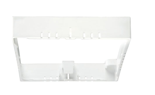 Surface Frame - Square - 10W