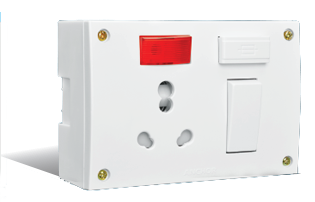 20A/10A,Capton 5-in-1 With Box, 4 Fixing Holes
