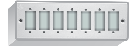 Surface Mounting Box For Switches