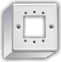 1 Gang Domestic Surface Mounting Box For Switches