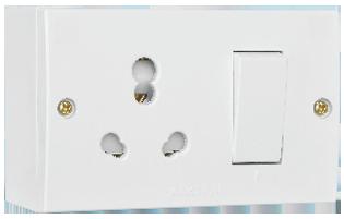 20A & 10A, SS Comb with Box,(Urea Backpiece 4 fixing)
