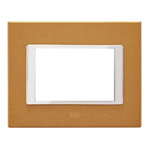Metal Plate Gold