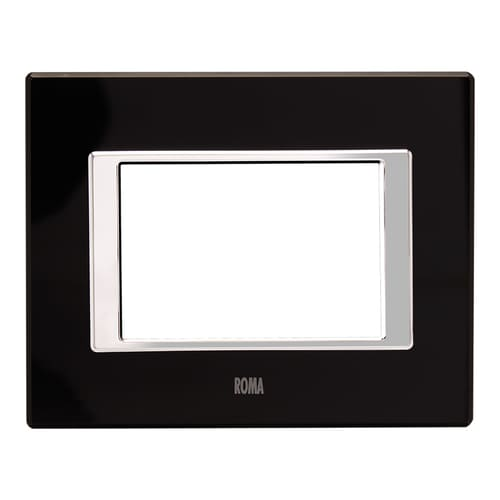 Glass Plate Space Black