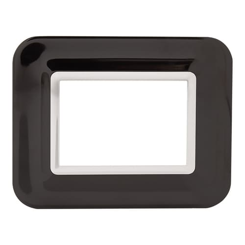 Color Plate Lamp Black