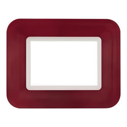 Color Plate Oriental Maroon