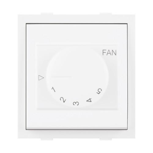 High Speed Fan Regulator White