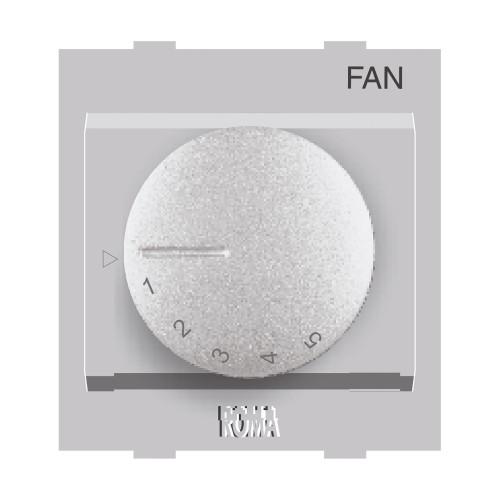 High Speed Fan Regulator Silver