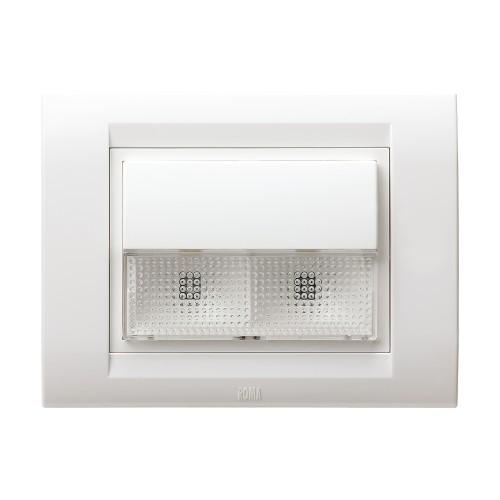 Footlight Unit - LED Based (Warm White)