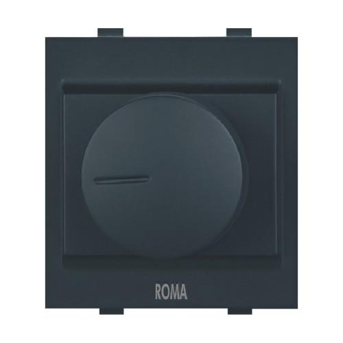 Dimmer Dura 1000 W  - Matt Black