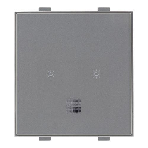 Roma Classic, 2 Touch Switch,1Way, 400W, 2M, Silver