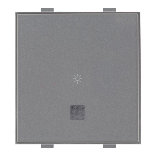 Roma Classic, 1 Touch Switch,1Way, 400W, 2M, Silver