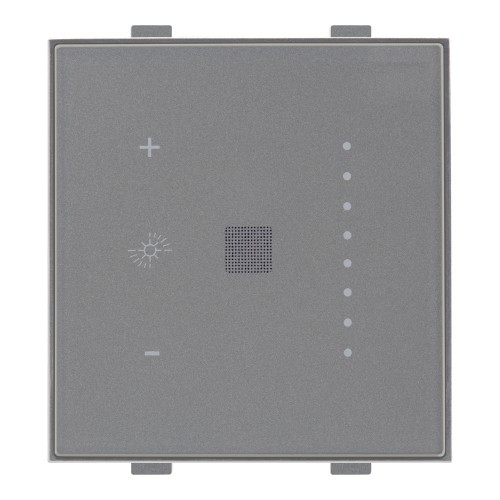 Roma Classic, Touch Dimmer, 300W, 2M, Silver