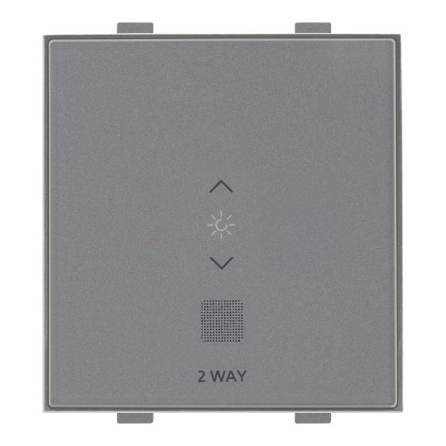 Roma Classic, 2Way Touch Switch, 400W, 2M, Silver