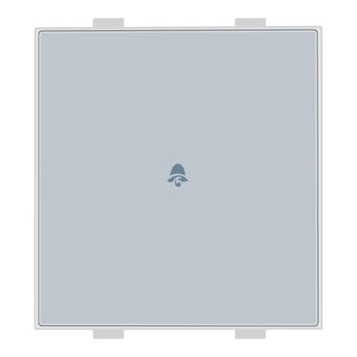 Roma Classic, Touch Doorbell,2M, White