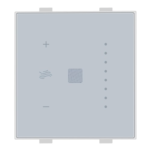 Roma Classic, Touch Fan Regulator, 100W, 2M, White