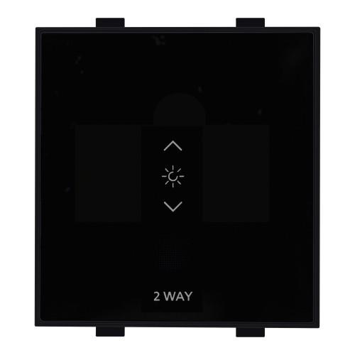 Roma Classic, 2Way Touch Switch, 400W, 2M, Black