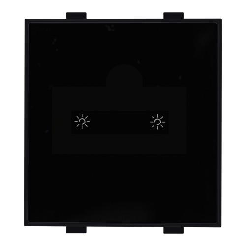 Roma Classic, 2 Touch Switch,1Way, 400W, 2M, Black