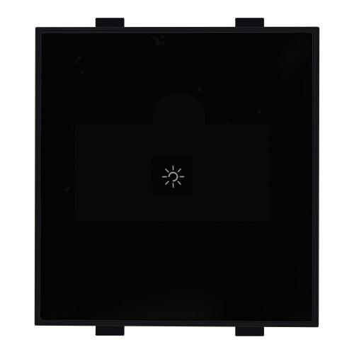 Roma Classic, 1 Touch Switch,1Way, 400W, 2M, Black