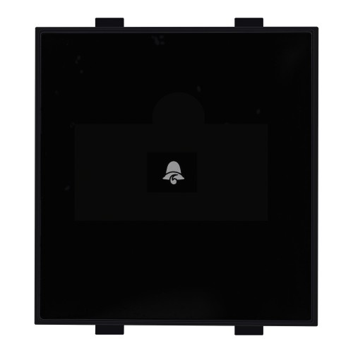 Roma Classic, Touch Doorbell,2M, Black
