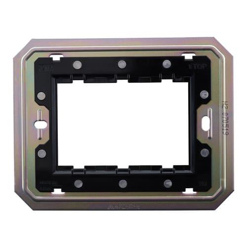 Glass & Metal Plates Metal + BIF