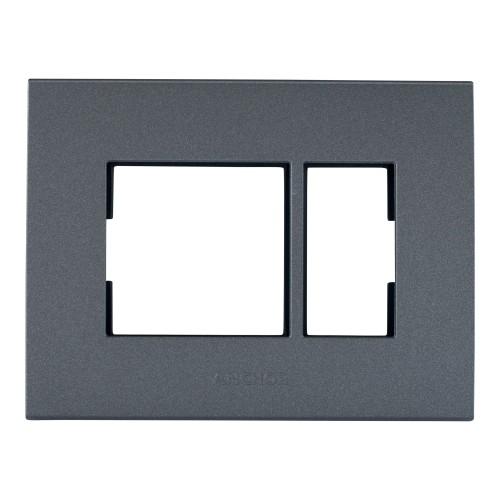 1 Module Plate