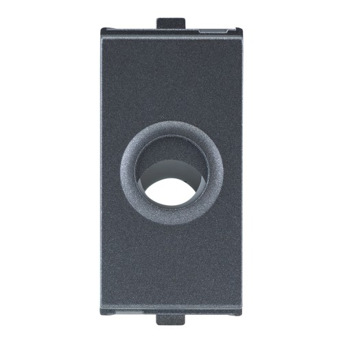 Cord Outlet With Grip, 1Module
