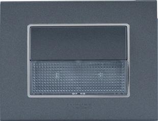 FootLight-LED Based With Chrome Coller (Cool Day Light) ,3M,230V~,50Hz