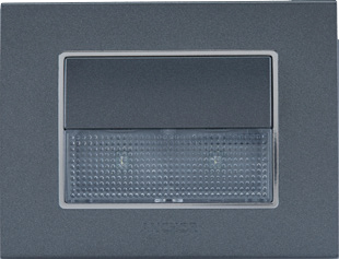 Emergency LED Light Unit with 3M Gina Plate Bl