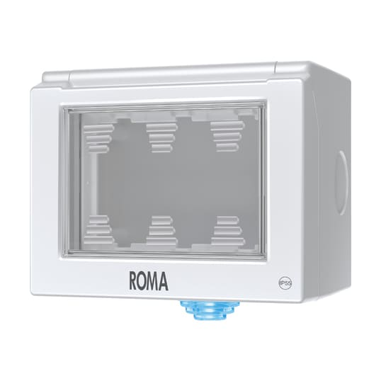 3M, Weatherproof Box (IP55)